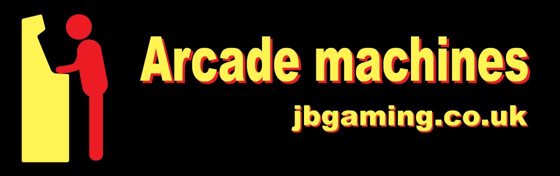 jbgaming custom arcade machines uk